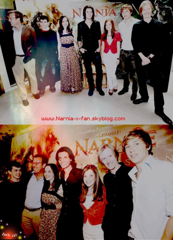Version  0.2 de narnia-x-fan