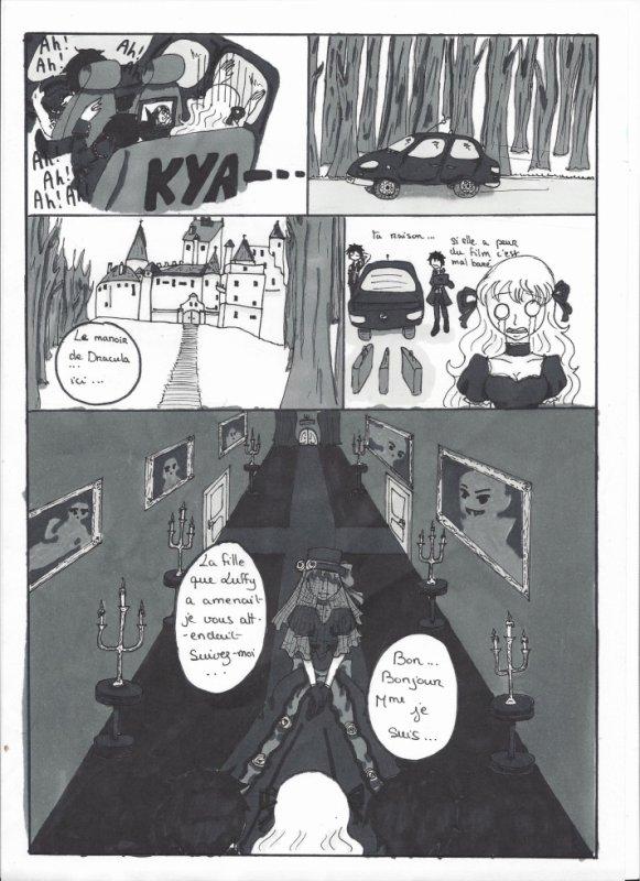 Une soirée dans la famille de Luffy (partie 4)