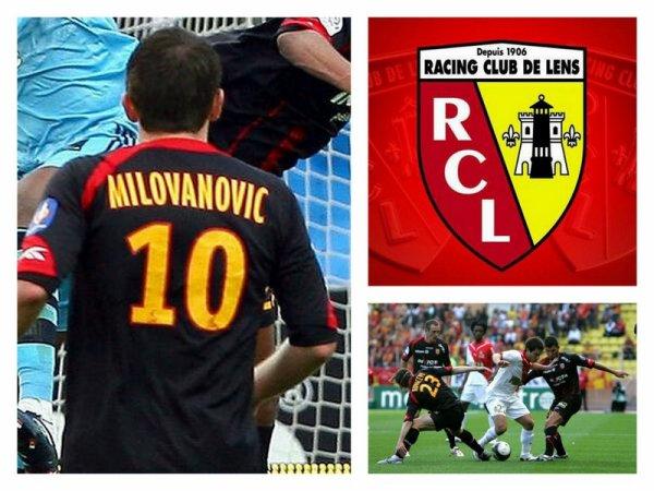 match MONACO-LENS saison 2009-2010