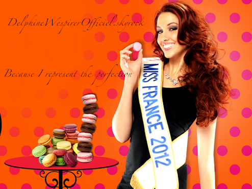 ♦ Miss France 2012♦