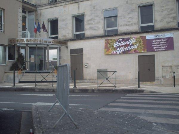 expo du Conseil Général de la Charente