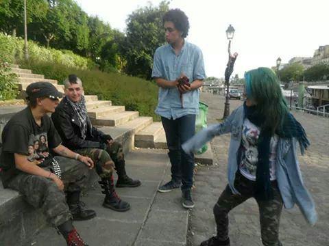 Punk un jours punk toujours