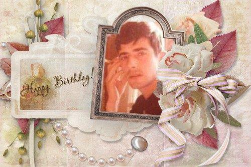 Viri Pierre joyeux anniversaire