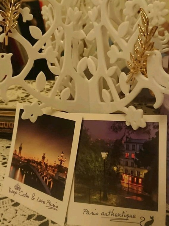 Cartes postales de Paris