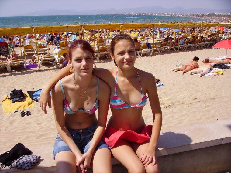 Avec ma cousine