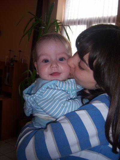 Moi & mon petit Amoour Emrico!!!!