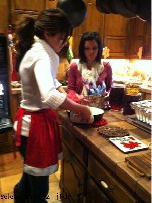 Nouvelle photo provenant du twitter de Selena