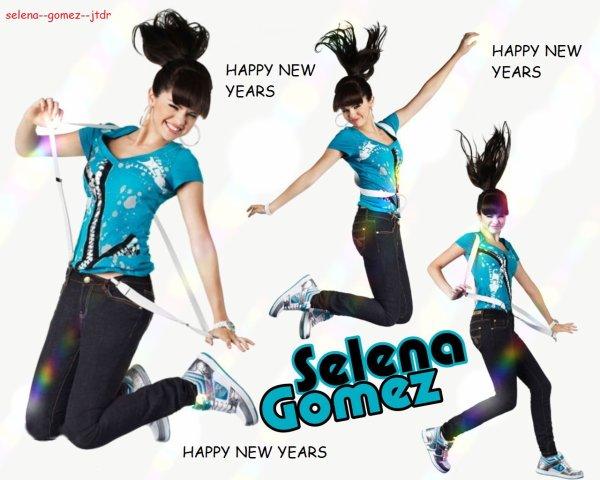 Bonne année a vous tous !!! :D