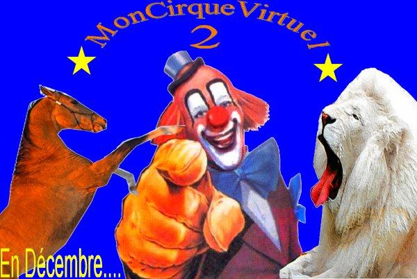 Mon Cirque Virtuel 2