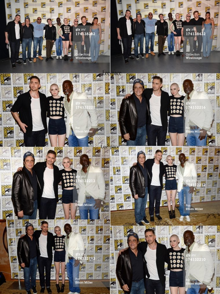 Comic Con + le Hobbit