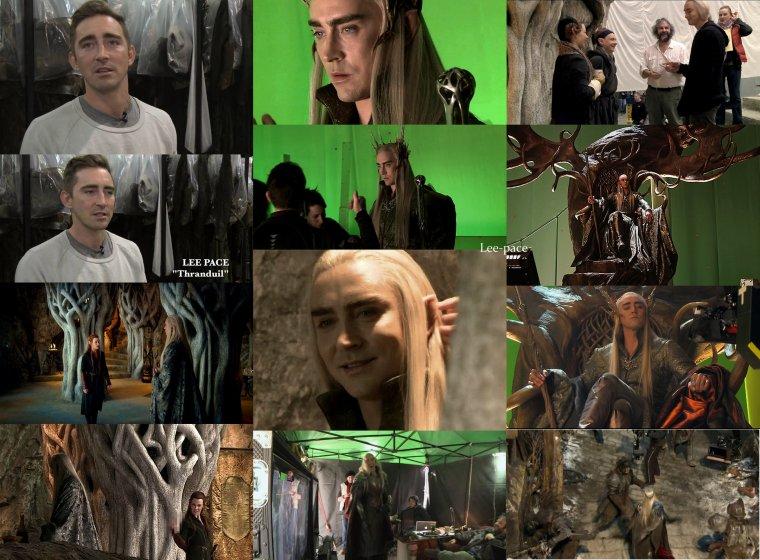 Le Hobbit: un voyage inattendu + desolation de Smaug