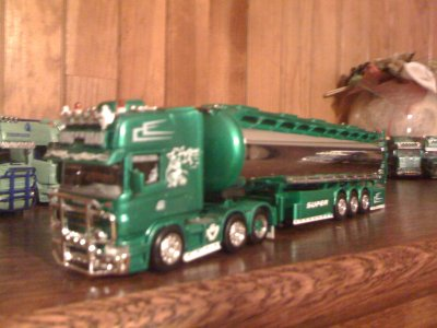 mes camions 1/87