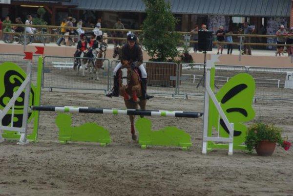 championat de france 2011 avec polka des monts 1er jour