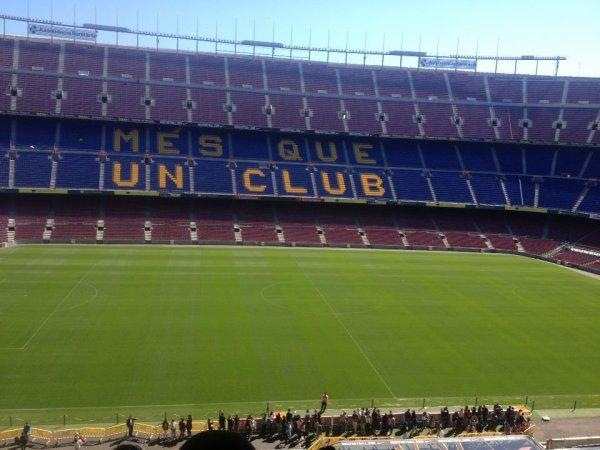 Stade du Barca Camp Nou *-*