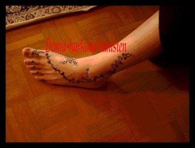 Soyez les plus belles! Faites vous plaisir en vous offrant un tatouage au Harkous