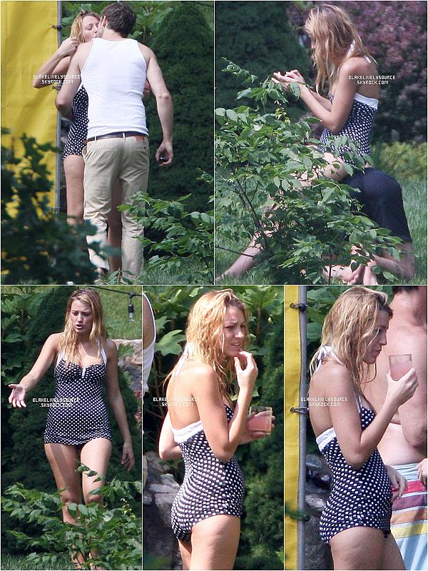 . 04 juillet 2012 - Blake et Ryan célébrant le jour de l'indépendance à New York .