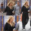 . 31 juillet 2012 - Blake lively était sur le set de Gossip Girl avec Leighton Meester, Ed Westwick et Kaylee Defer .