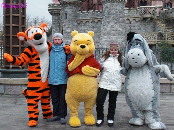 Rencontre avec Winnie et ses amis ♥