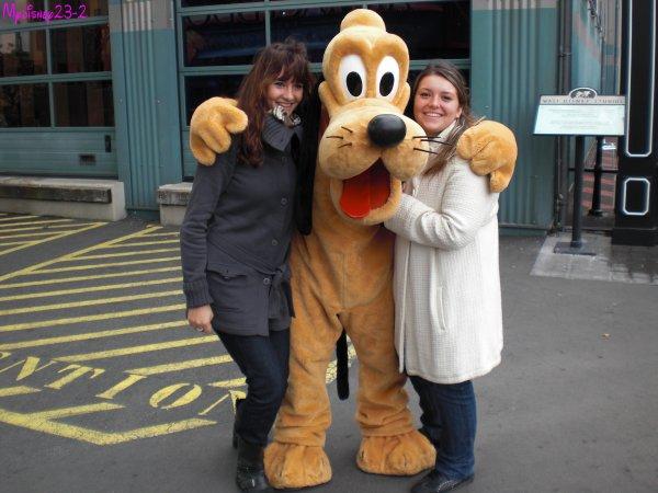 Encore une rencontre avec Pluto