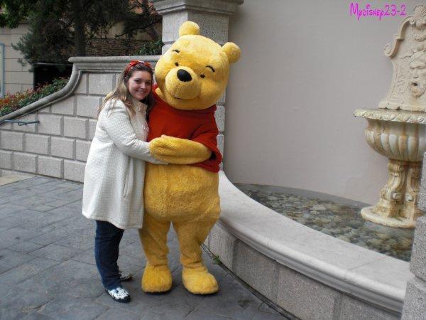 Tres beau moment avec Winnie