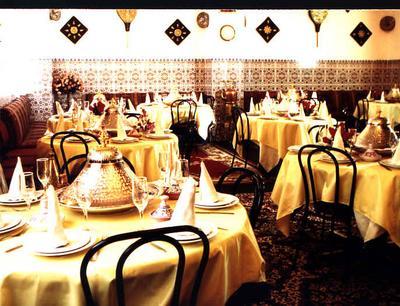 La Table Marocaine Traiteur Al Haj Metwali
