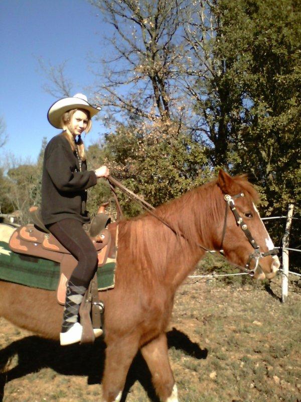 en monte western !