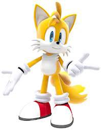 "Miles ""Tails"" Prower le renard"