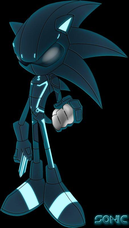 Sonic: Tron