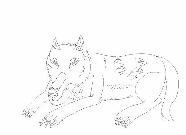 Wolf base : sleep