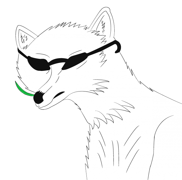 wolf base : I'm sexy and I know it