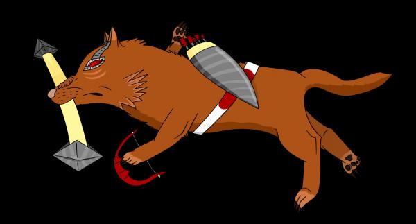 Kurushimi archer (warriors)