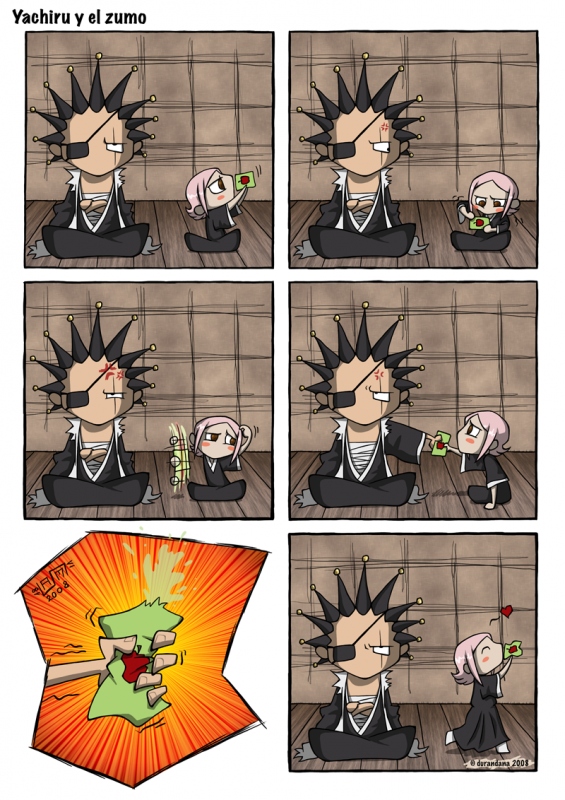 Funny Bleach pics 1