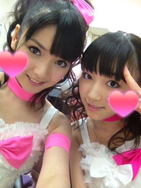 ♥ ☺ Suki da na Kimi ga ♡ / Michishige Sayumi ♡ Fukumura Mizuki  (2012)