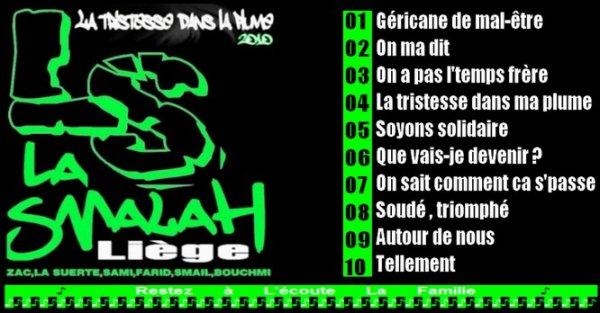 ..♪.. Cliquez ICI pour télécharger Gratuitement le deuxième Album de La Smalah..♪..