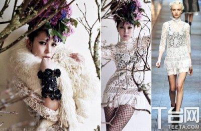 BoA fan de Dolce & Gabbana !
