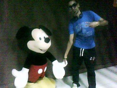 me and mouse hei hei