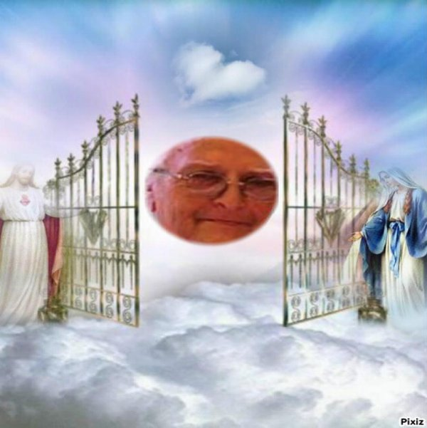 te voila au porte du paradis