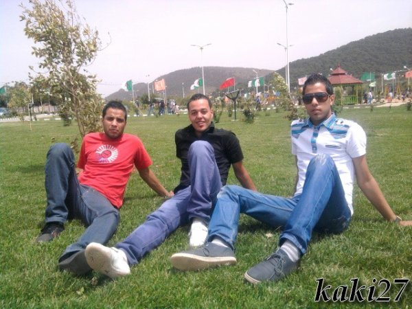 ismail  ahmed et moi kaki toujour