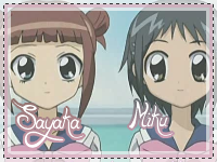 Présentation de Miku et Sayaka<3