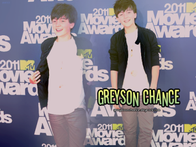 Welcome sur ~GreysoonChance , ta source sur le merveilleux Greyson Michael Chance!.