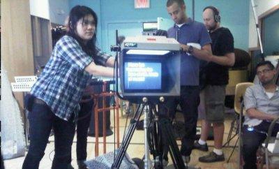 •Le 25 août : Greyson était sur un tournage. + une image