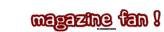- 30.12.2011: Greyson Chance sur la couverture du magazine Gradis (Malaisie) il est trop beauuuu arrrh ! *___* et toi tu en pense quoi? -