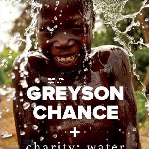 - 13/08/2012 : Greyson a dit qu'il voulait juste de l'eau pour les enfants pour son anniversaire. -
