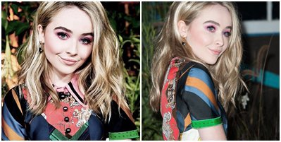 24/09 : Sabrina pose pour le magazine Teen Vogue --