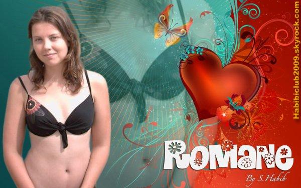Montage pour Miss Romane