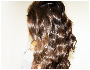 Tutoriel Coiffure ♦ Se boucler les cheveux avec un lisseur.