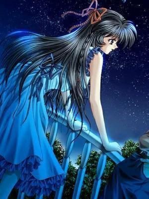 I like night...