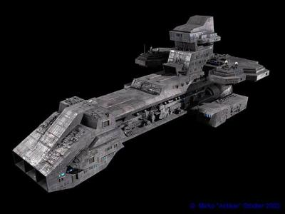Les vaisseaux de science-fiction survivraient-ils dans l'espace ? 1888216923_small_1