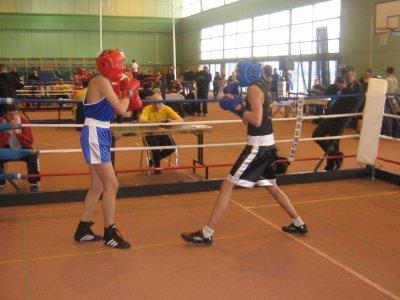 La pratique de la boxe anglaise