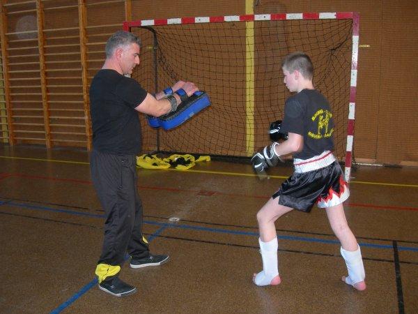 Championnat Alsace/Lorraine de Kick: carton plein pour nos boxeurs!
